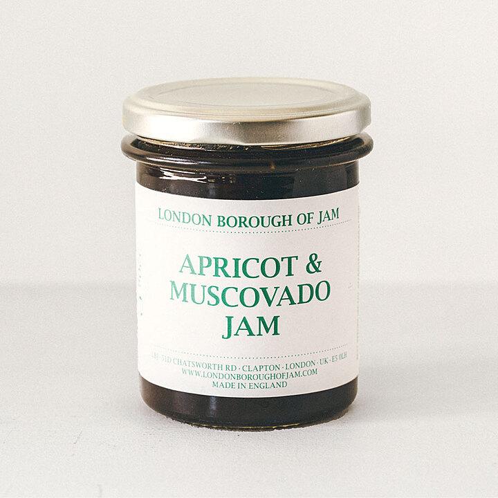 London Borough of Jam アプリコットとヴェルジュースのジャム