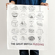 tea towel / PUDDING