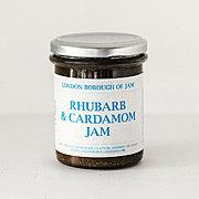 London Borough of Jam ルバーブとカルダモンのジャム