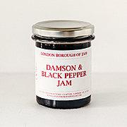 LBJ ダムソンプラムとブラックペッパーのジャム