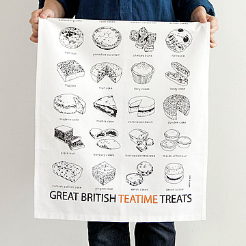 tea towel / TEATIME