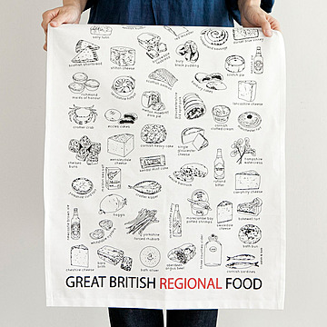 tea towel / REGIONAL