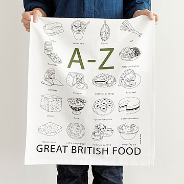 tea towel / A-Z