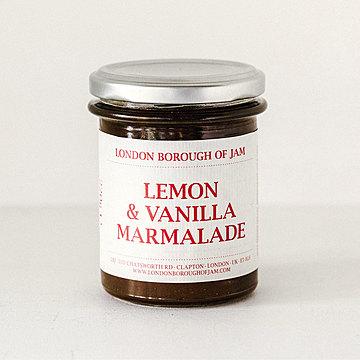 LEMON & VANILLA MARMALADE